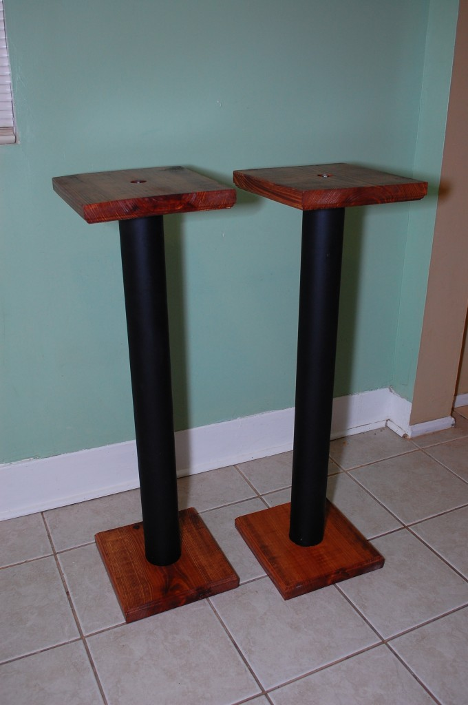 Great Diy Speaker Stands For 30 Jordan Colburn